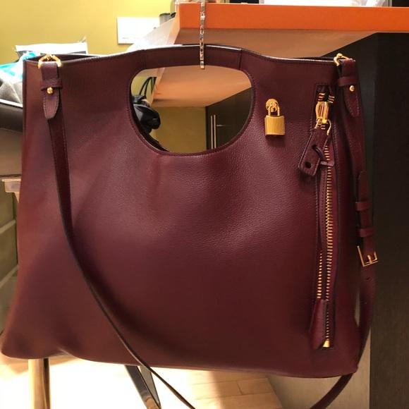 053887755820d4 Tom Ford Bags   S Alix Large Bag   Poshmark